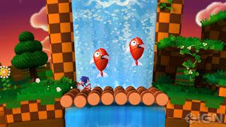 sonic lost world screen 2 Sonic Lost World (3DS/Wii U)   Screenshots