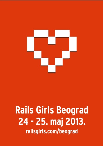 Rails Girls radionica prvi put u Beogradu