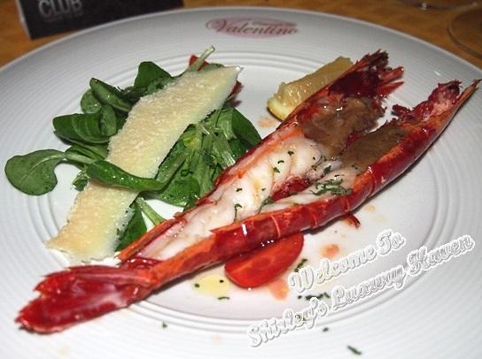 ristorante da valentino italian-red-prawns