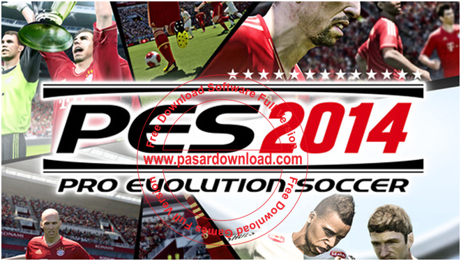 Download Update Terbaru PES 2014 PESEdit 2014 Patch 4.2