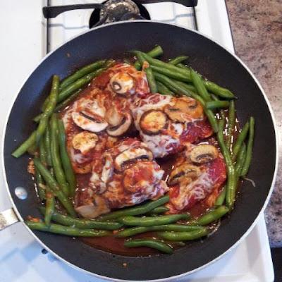 Grilled Chicken Parmesan Recipe, Sue Allemand Art
