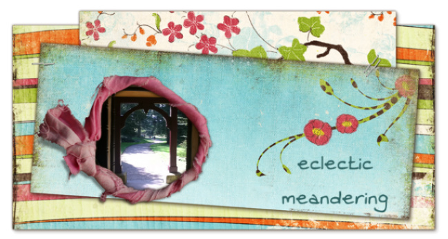 eclectic meandering
