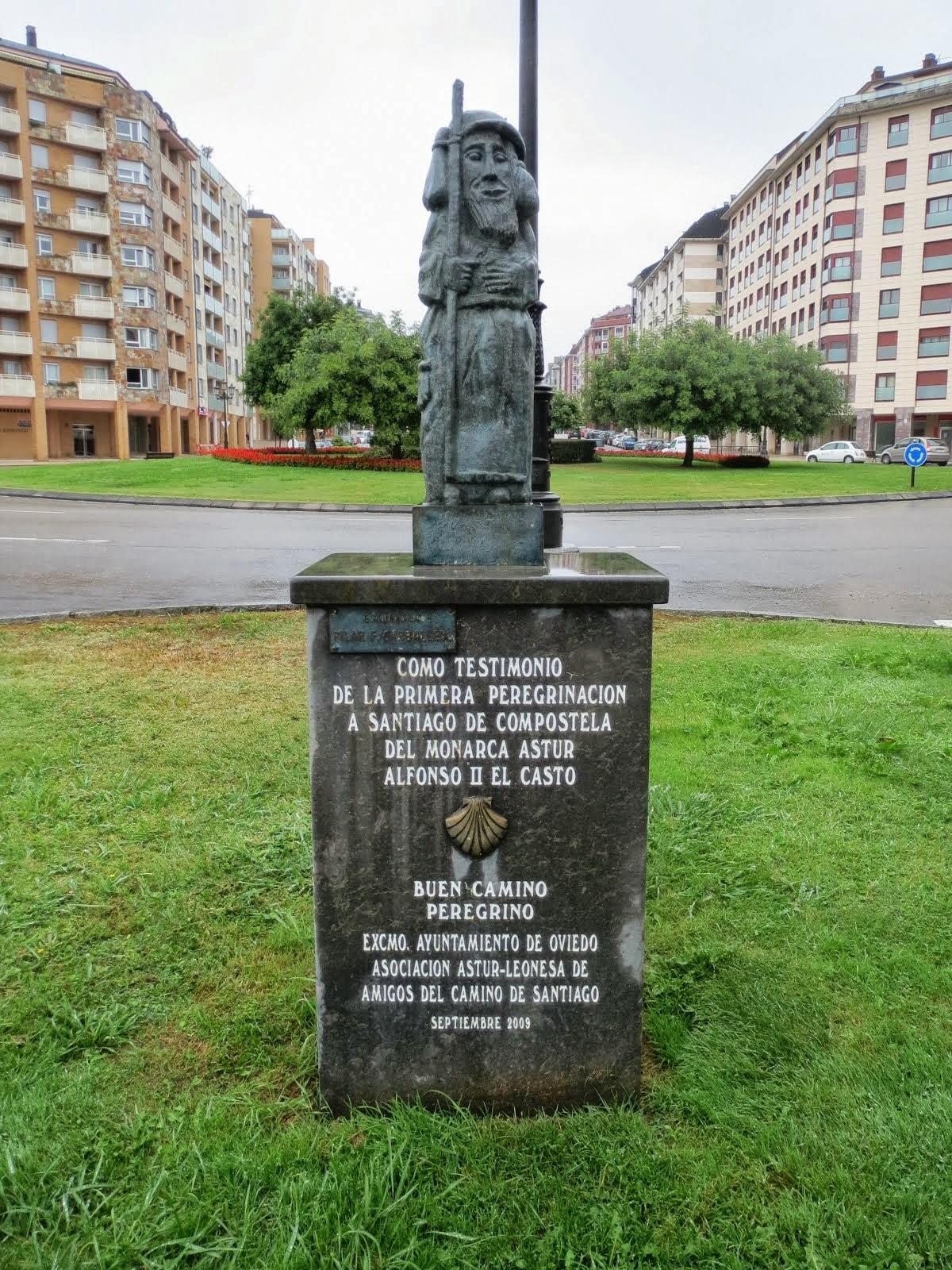 ter ere van Alfonso II, koning van Asturië