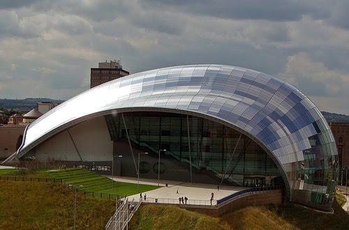 Unique Modern Architecture Design