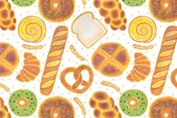The Delicious Breads by Haidi Shabrina