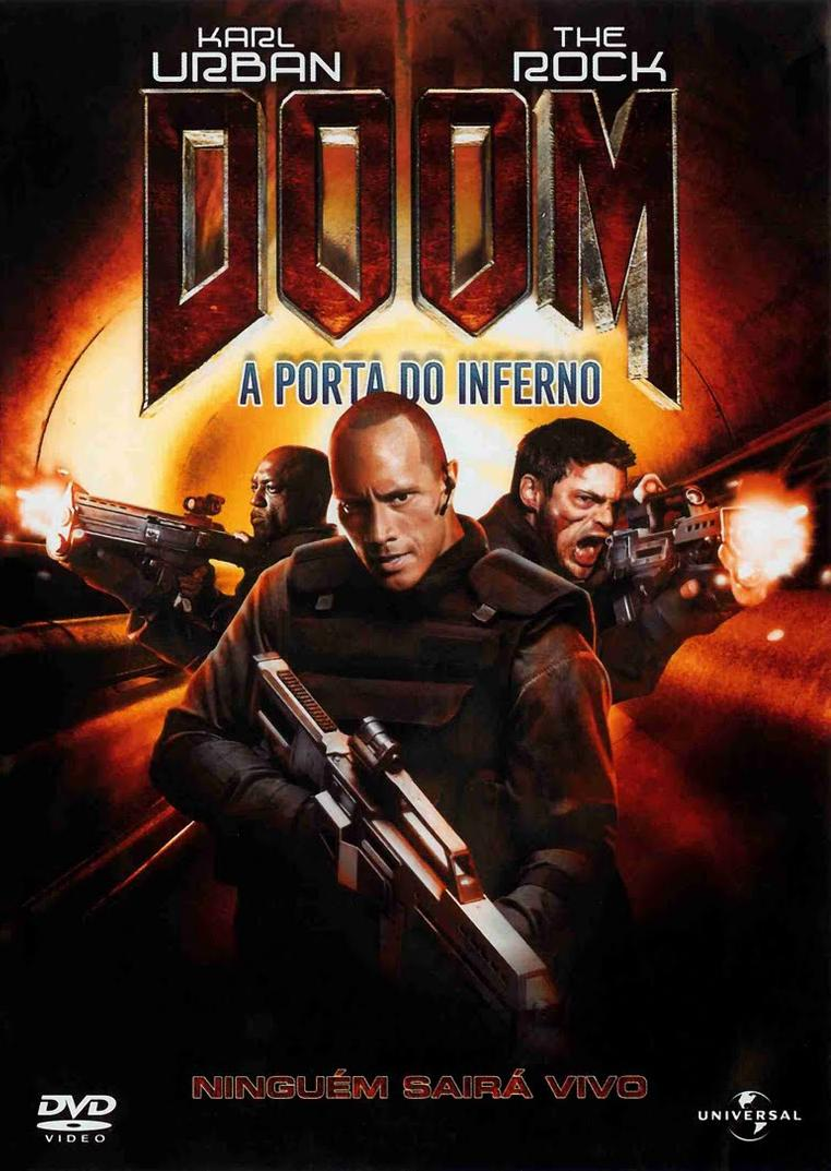 Download   Doom: A Porta Do Inferno – AVI Dublado