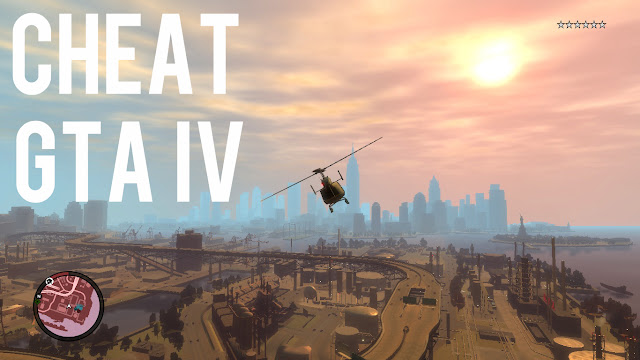 Cheat GTA IV PC yang Harus Kamu Ketahui