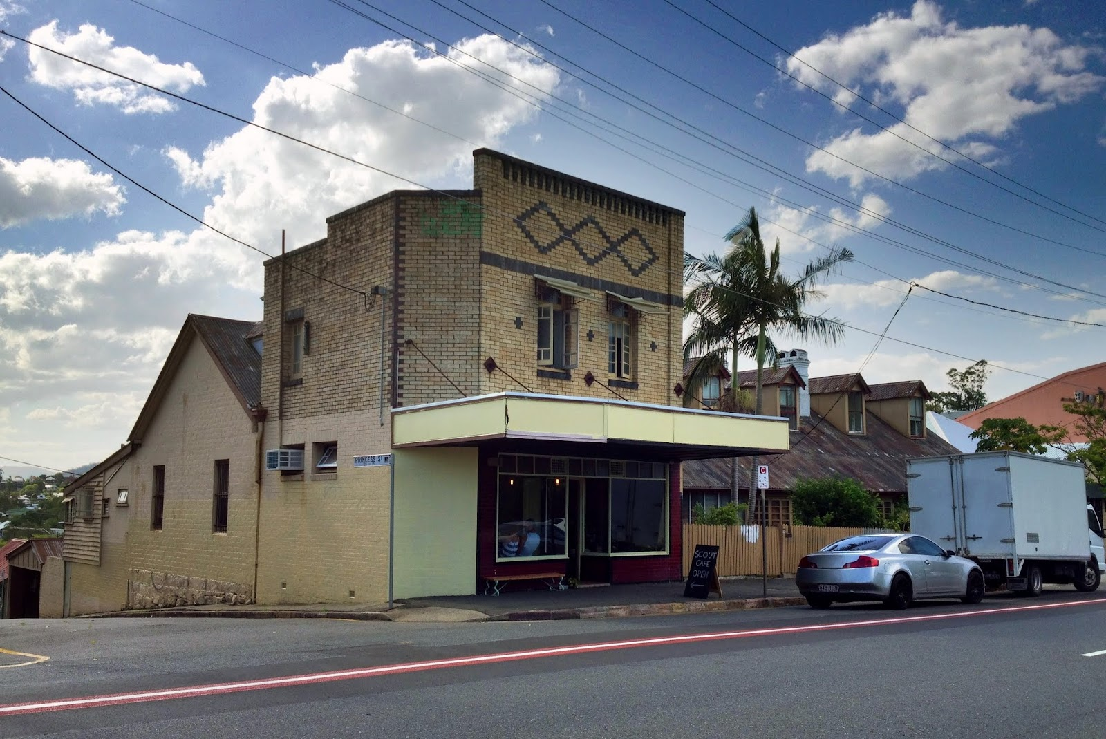 Scout cafe petrie terrace brisbane for 242 petrie terrace brisbane
