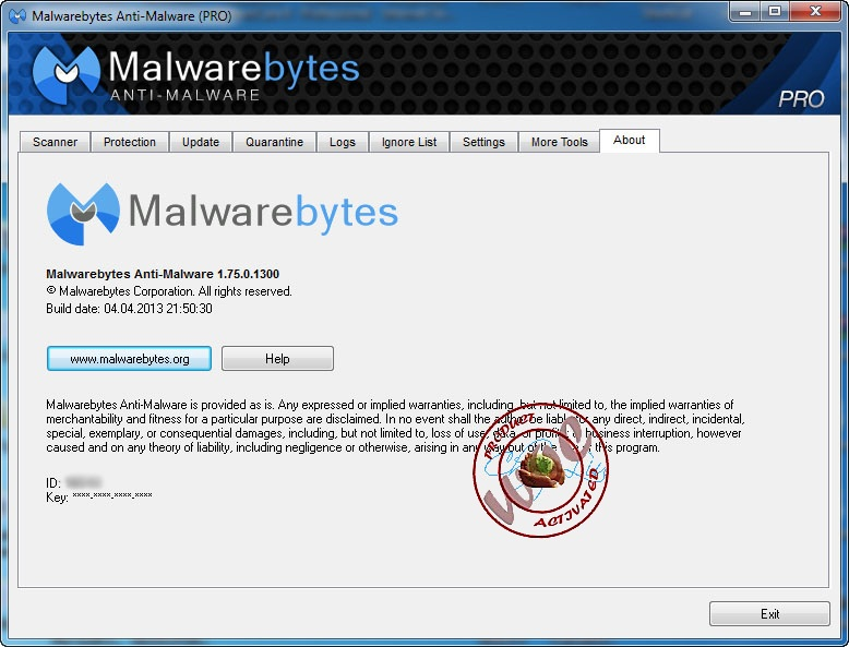 malwarebytes windows xp sp2