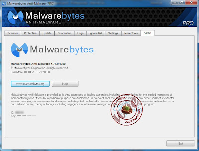 Malwarebytes+Anti Malware+1.75.0.1300+PRO+Final Malwarebytes Anti Malware 1.75.0.1300 PRO Final Full With Keygen
