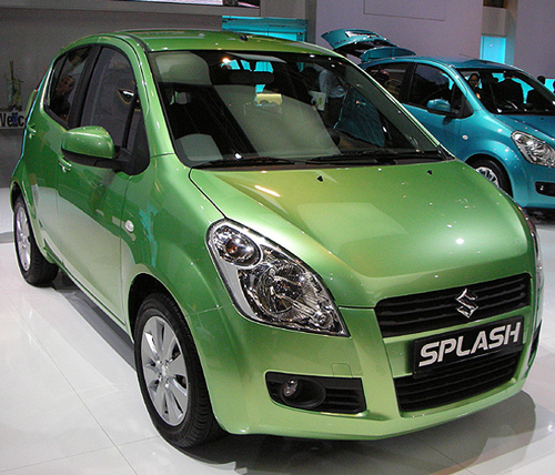 warna suzuki splash