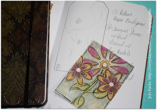 Everyday Moodlings-Sketchbooks