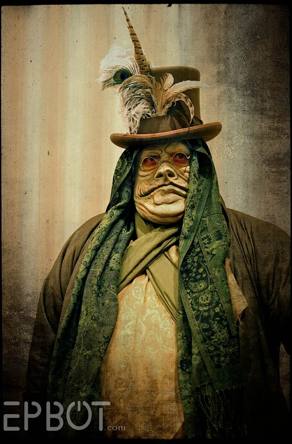 EPBOT: The Best Cosplay Of Dragon Con 2014, Pt 1 Jabba The Hutt Cosplay