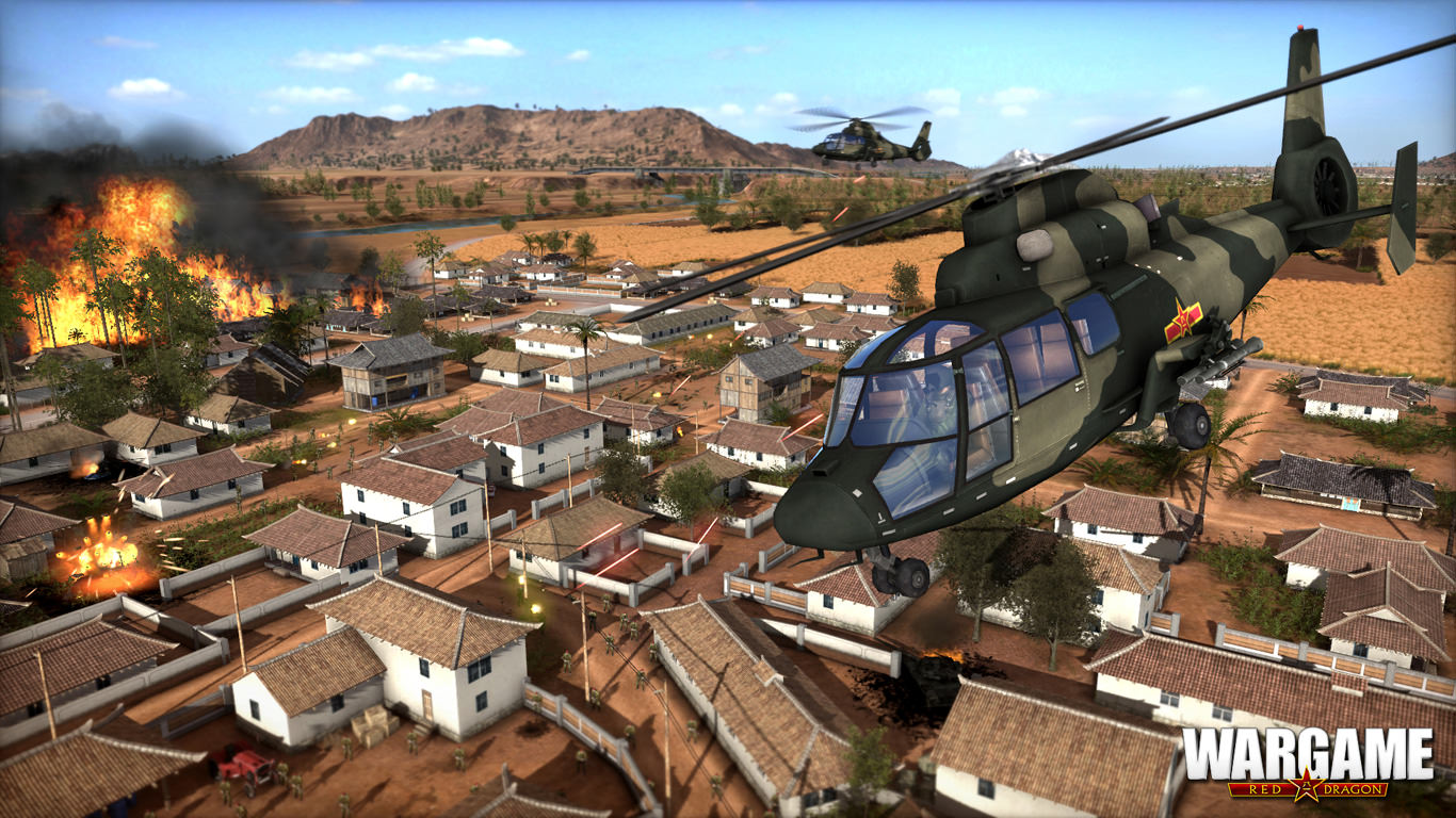 Wargame Red Dragon screenshot