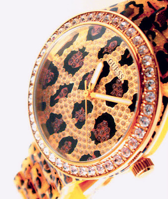 Leopard Watches For Women, Cheetah Print Jewelry, Fine Timepieces, Gifts For Teens