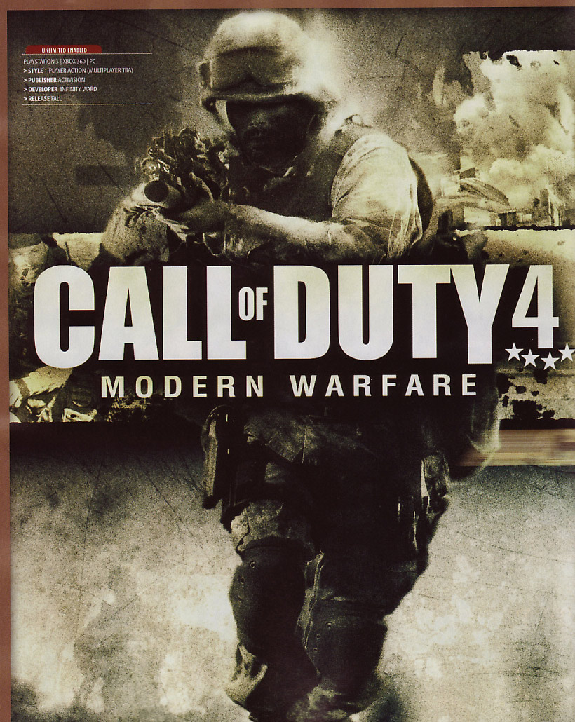 Call of duty 4 conversione 239 mb eng to ita
