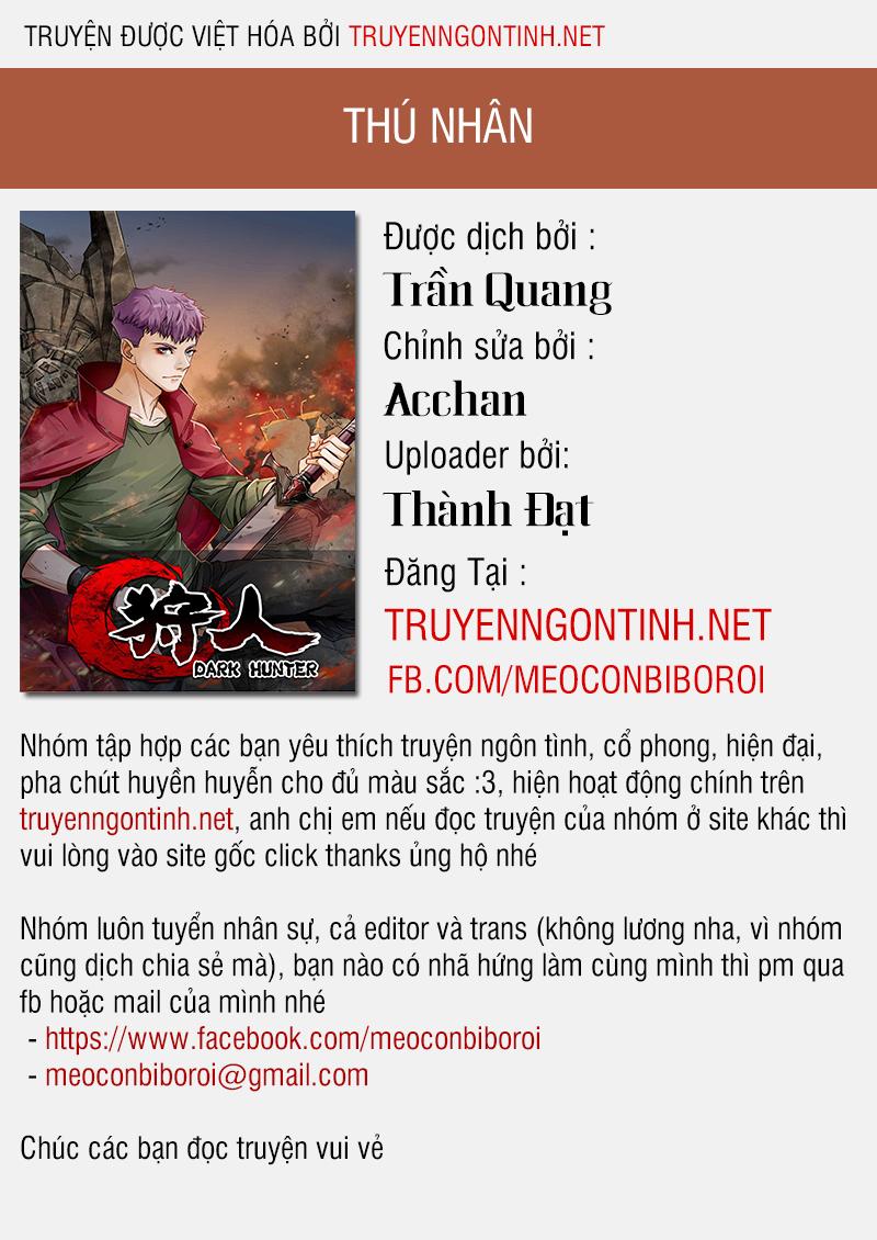 Thú Nhân Chapter 30 - upload bởi truyensieuhay.com