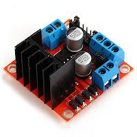 L298N motor controller