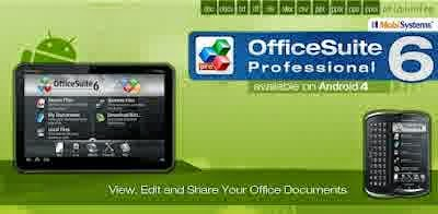 Download Aplikasi OfficeSuite Pro 6