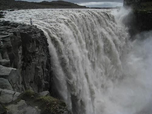 Dettifoss falls - Iceland