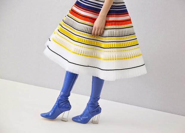 Christian Dior Alta Costura Primavera 2015