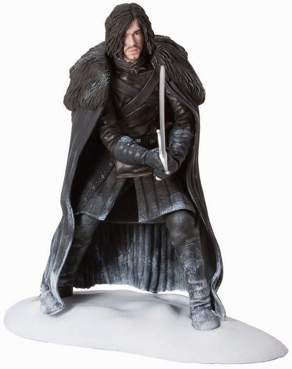 figura juego de tronos jon nieve