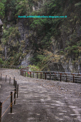 Tunnel of Nine Turns, Taroko Gorge, Taroko National Park, Taiwan