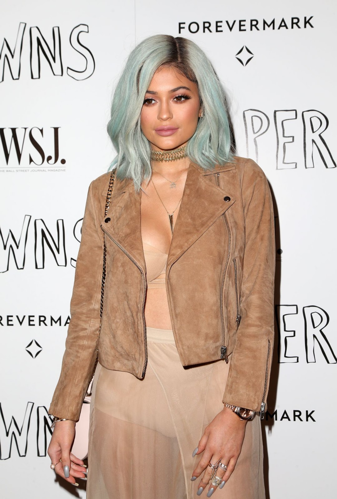 Kylie Jenner – 'Paper Towns' Screening in West Hollywood