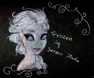 Kraina lodu - Frozen - Elsa