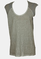 Tricou ZARA Basic Grey (ZARA)