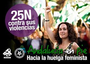 Manifestación 25N contra la violencia contra las mujeres