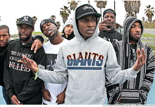 a$ap av  NEW VIDEO: ASAP MOB f/