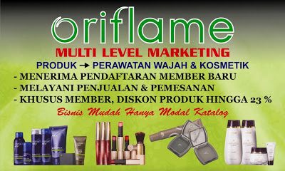 Spanduk Multi Level Marketing