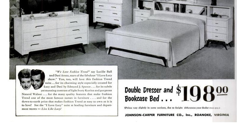 Old Ads Are Funny 1953 Ad Live Like Lucy
