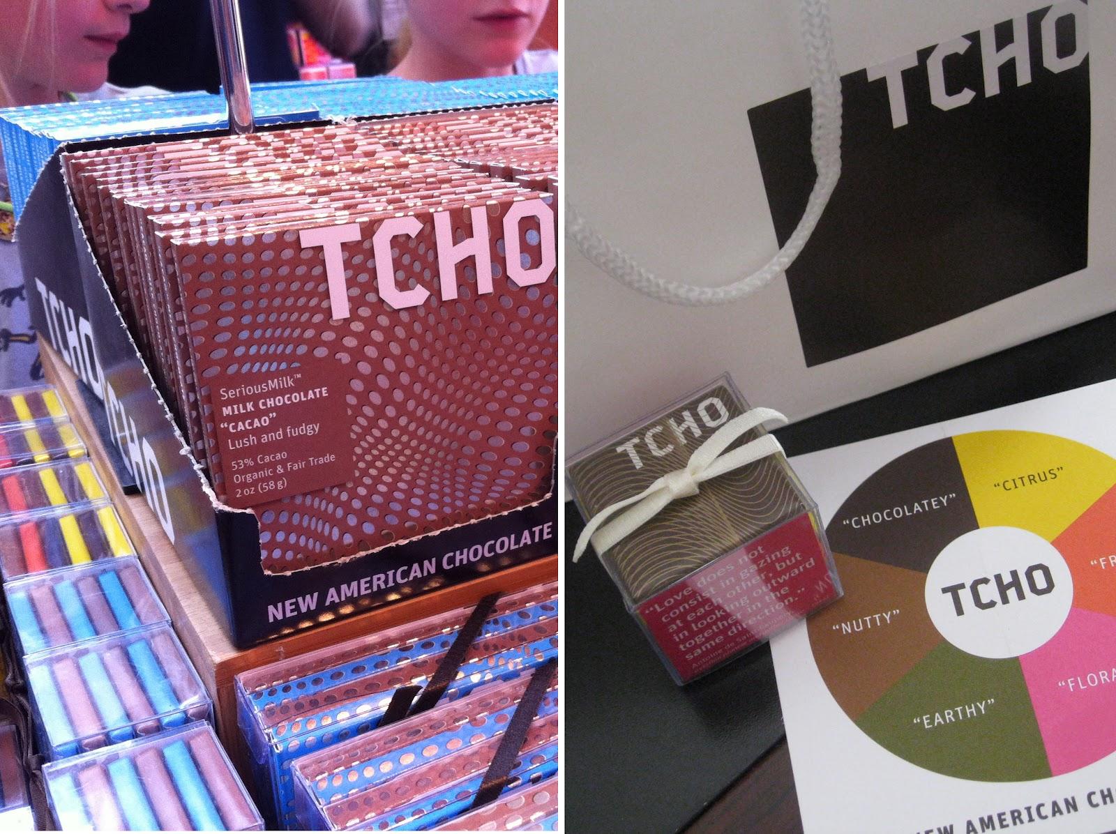 San Jose Food Blog: Tcho Chocolate Factory - San Francisco