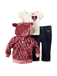 MyHabit: Save Up to 60% off Baby Phat Girls - 3-Piece Hoodie, Tee and Pant Set