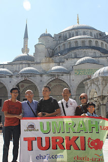 paket tour wisata istanbul turki