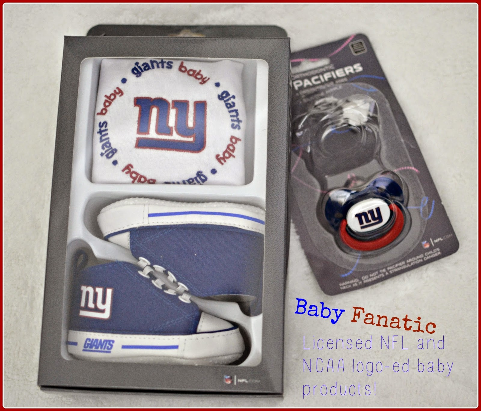Baby Fanatic Gift Set #Giveaway