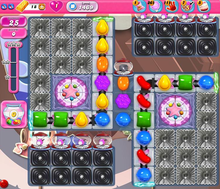Candy Crush Saga 1469