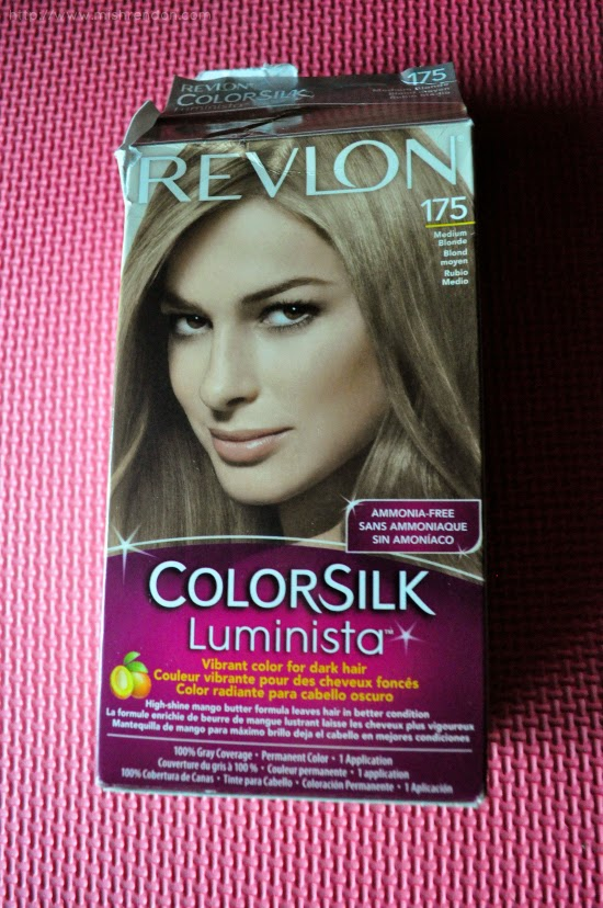 Lbd Onesies A Lifestyle Blog Revlon Colorsilk Luminista In