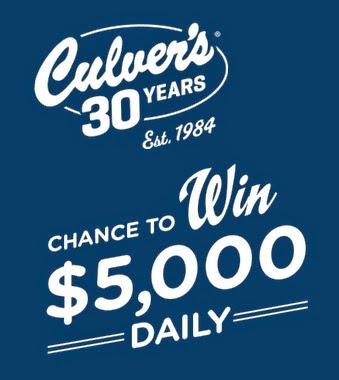 Culver's contest