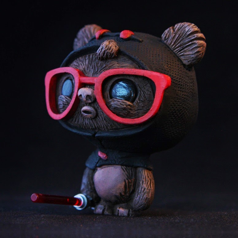 """SithWok"" GeekWok Star Wars Resin Figure by UME Toys"