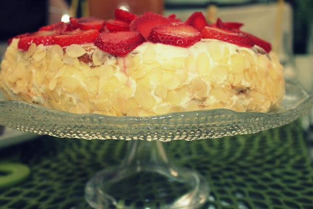 Tiramisu tortas
