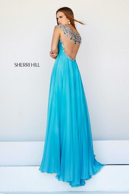 Vestidos Sherri Hill colección 2014