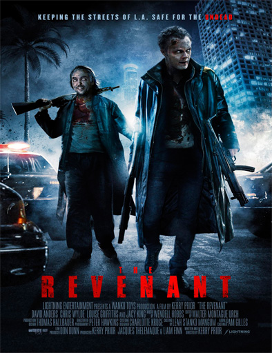 Ver The Revenant (2011) Online