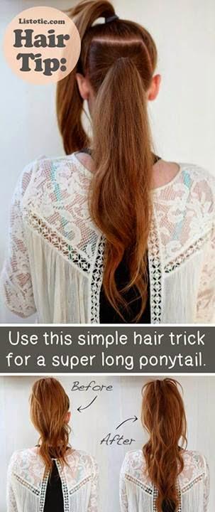 Hair Tip...