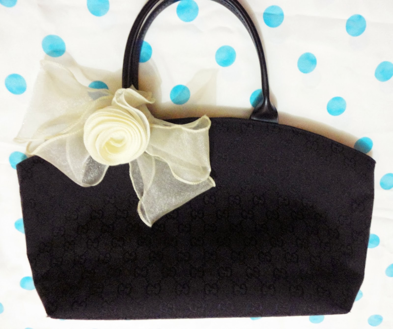 vintage black handbags