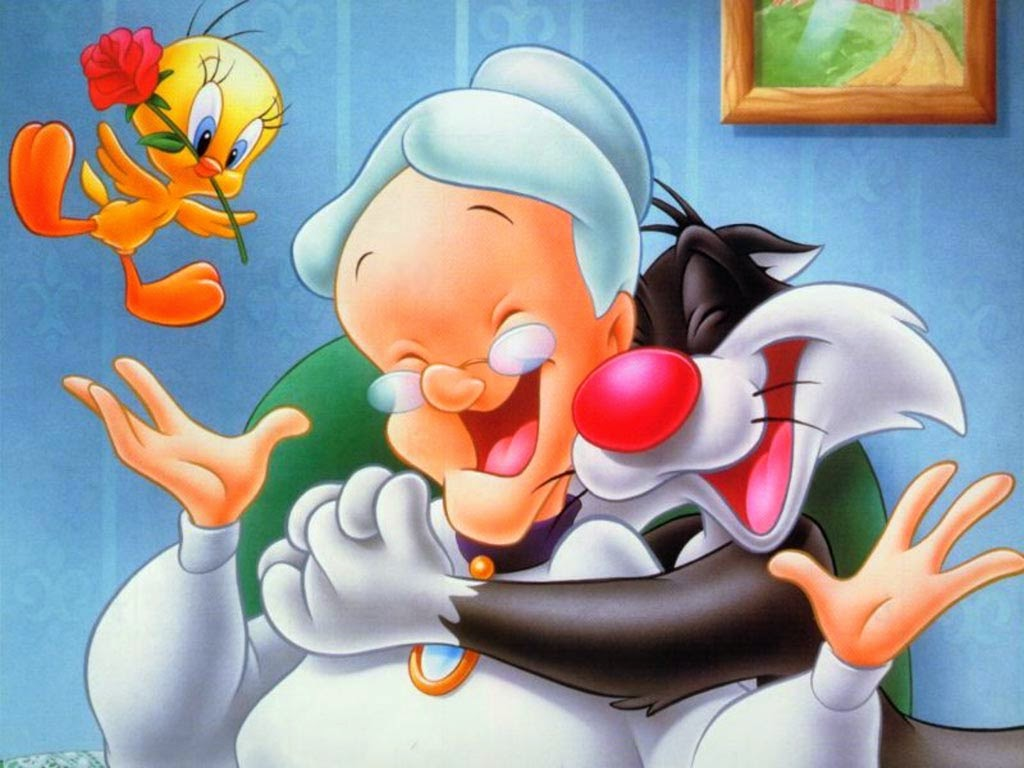 Tweety Cartoon HD 1080p Wallpaper
