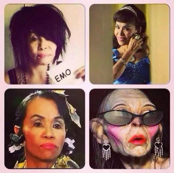 Mommy D Best Makeup Transformation