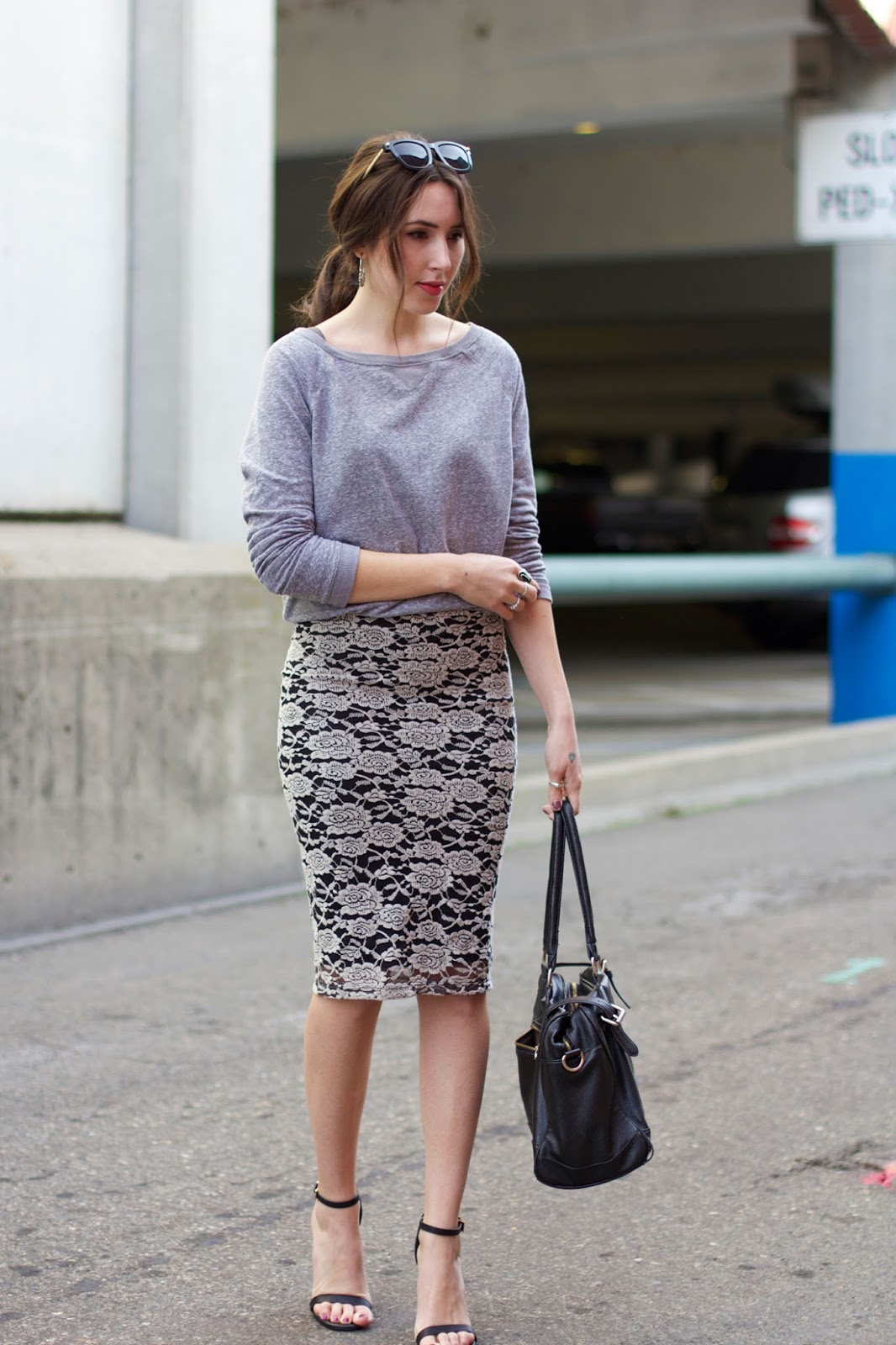 LACE SKIRT | Elements of Ellis